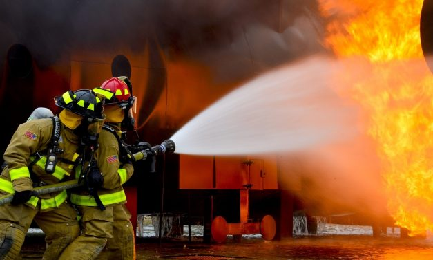 Wat te doen bij brand op kantoor?